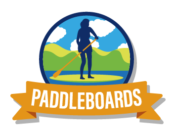 Stand Up Paddleboarding Logo