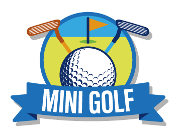 Mini Golf Logo