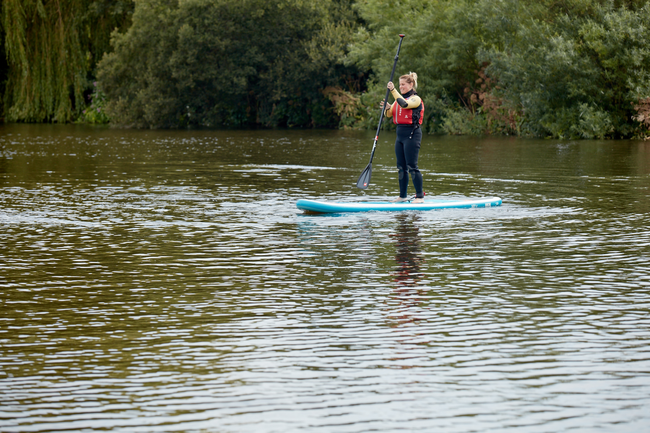 Standup Paddle Boarding